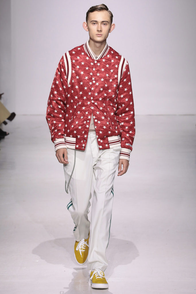 Ovadia and Sons New York Fashion Week Men's Spring Summer 2018 - Sagaboi - Look 10