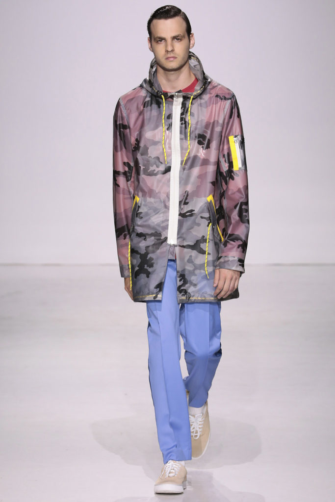 Ovadia and Sons New York Fashion Week Men's Spring Summer 2018 - Sagaboi - Look 11