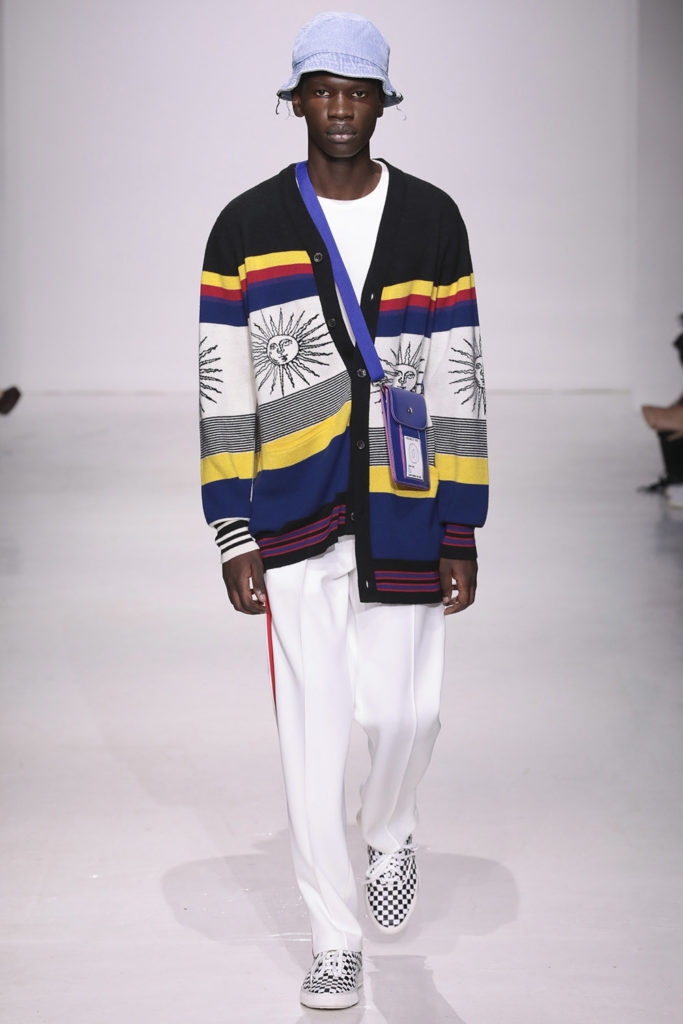 Ovadia and Sons New York Fashion Week Men's Spring Summer 2018 - Sagaboi - Look 12