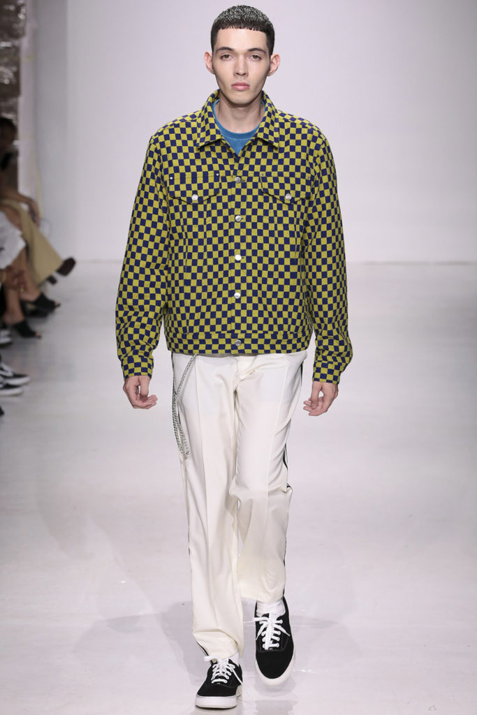 Ovadia and Sons New York Fashion Week Men's Spring Summer 2018 - Sagaboi - Look 13