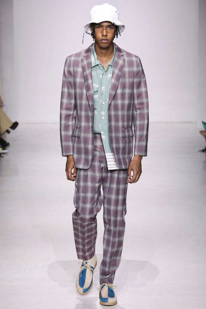 Ovadia and Sons New York Fashion Week Men's Spring Summer 2018 - Sagaboi - Look 14