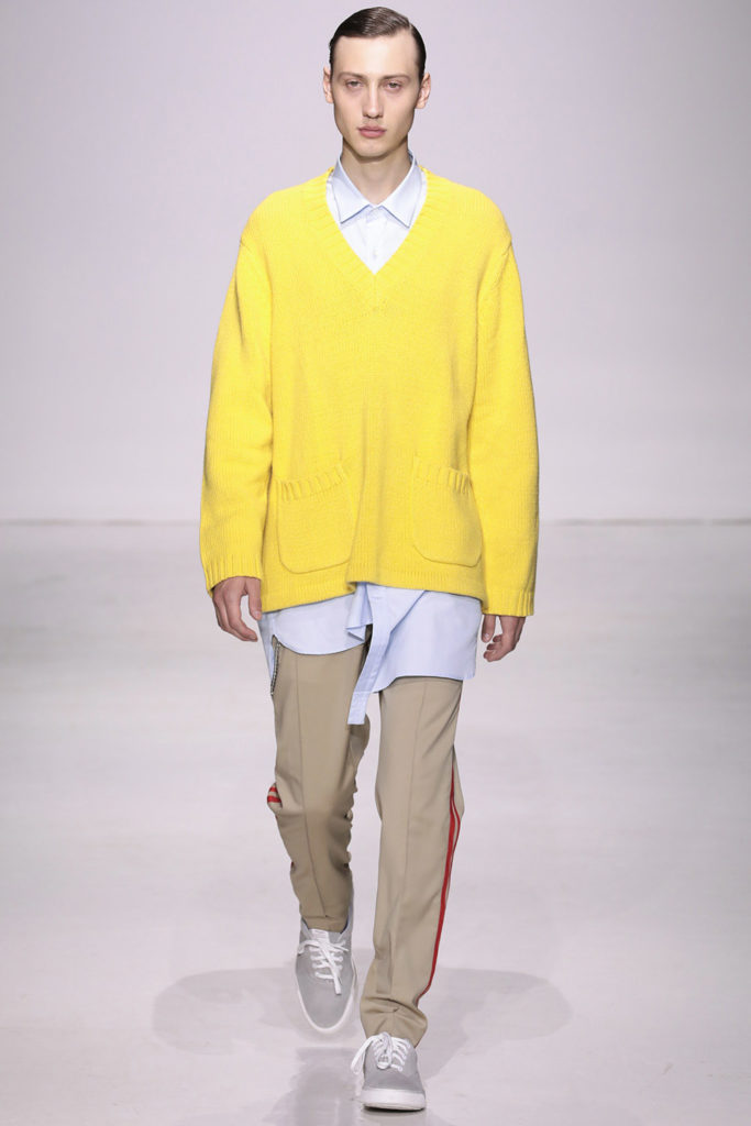 Ovadia and Sons New York Fashion Week Men's Spring Summer 2018 - Sagaboi - Look 15