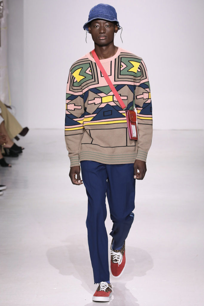 Ovadia and Sons New York Fashion Week Men's Spring Summer 2018 - Sagaboi - Look 18
