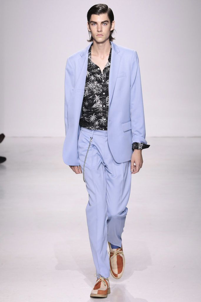 Ovadia and Sons New York Fashion Week Men's Spring Summer 2018 - Sagaboi - Look 19