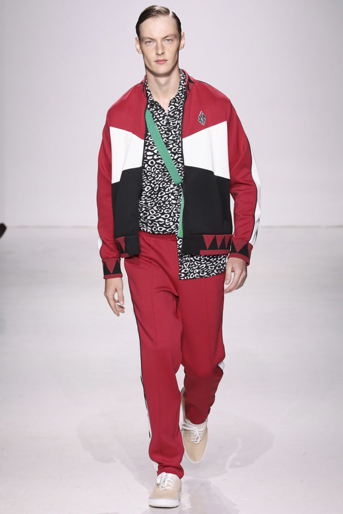 Ovadia and Sons New York Fashion Week Men's Spring Summer 2018 - Sagaboi - Look 21