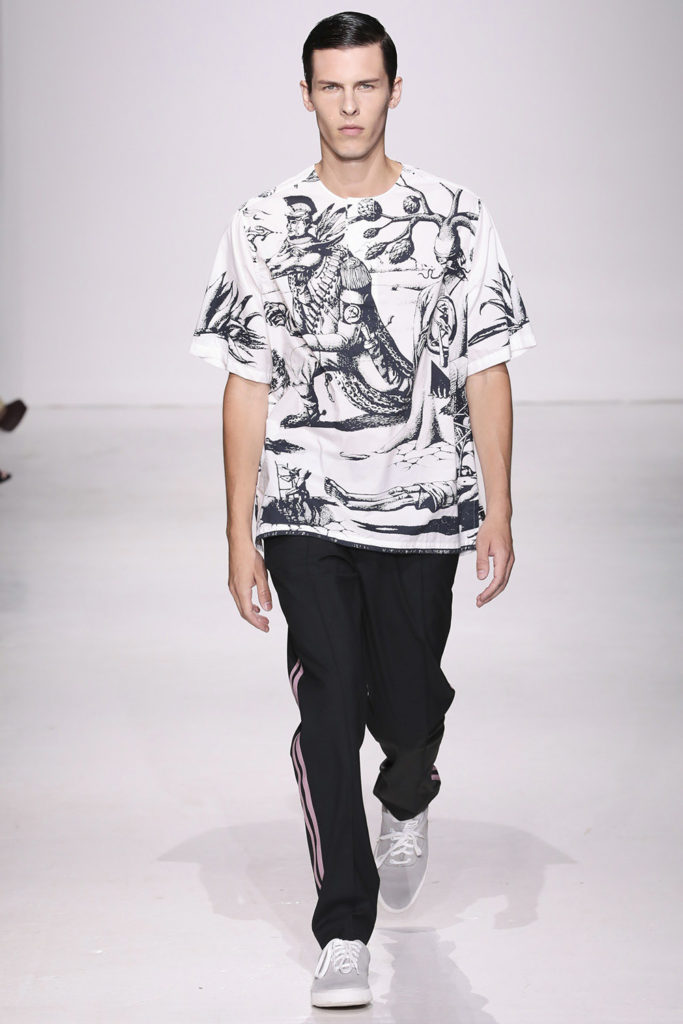 Ovadia and Sons New York Fashion Week Men's Spring Summer 2018 - Sagaboi - Look 24