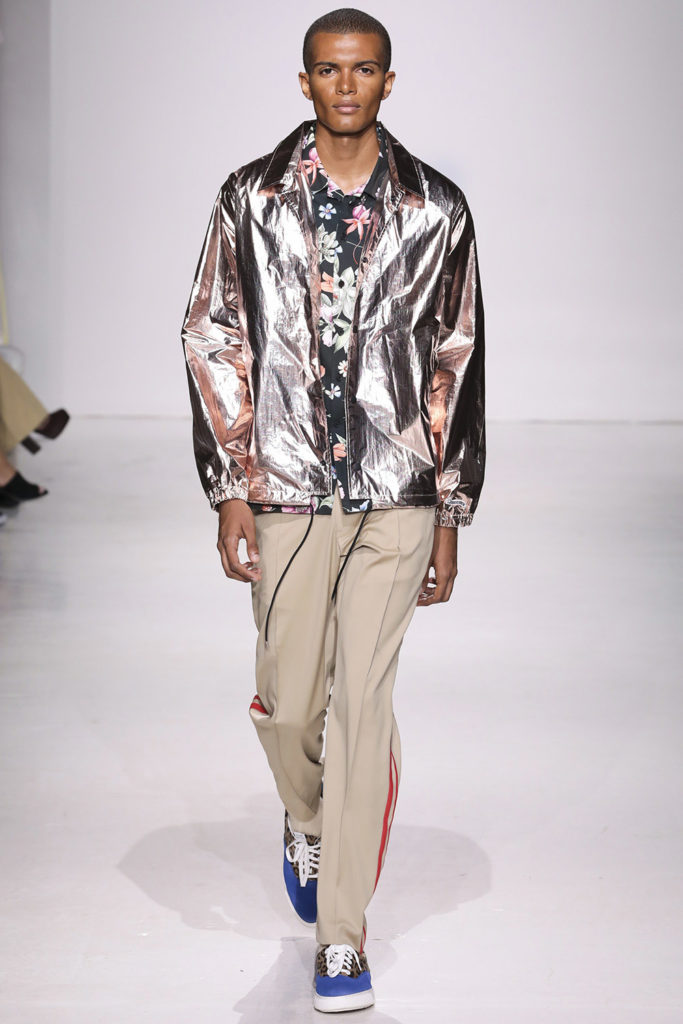 Ovadia and Sons New York Fashion Week Men's Spring Summer 2018 - Sagaboi - Look 25