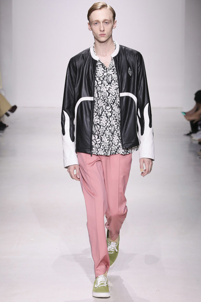 Ovadia and Sons New York Fashion Week Men's Spring Summer 2018 - Sagaboi - Look 26