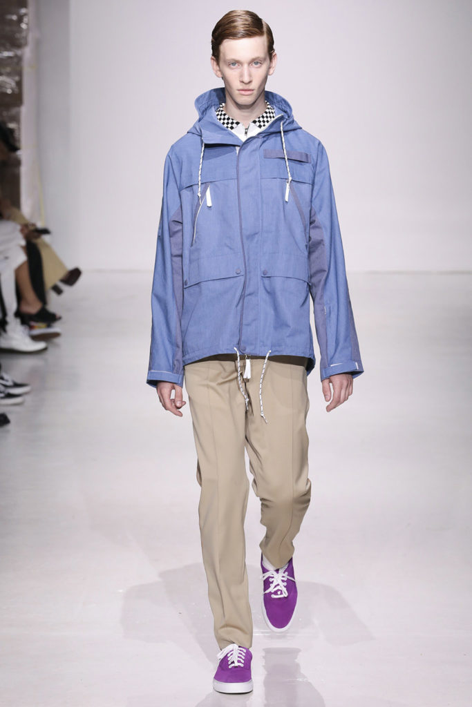 Ovadia and Sons New York Fashion Week Men's Spring Summer 2018 - Sagaboi - Look 28