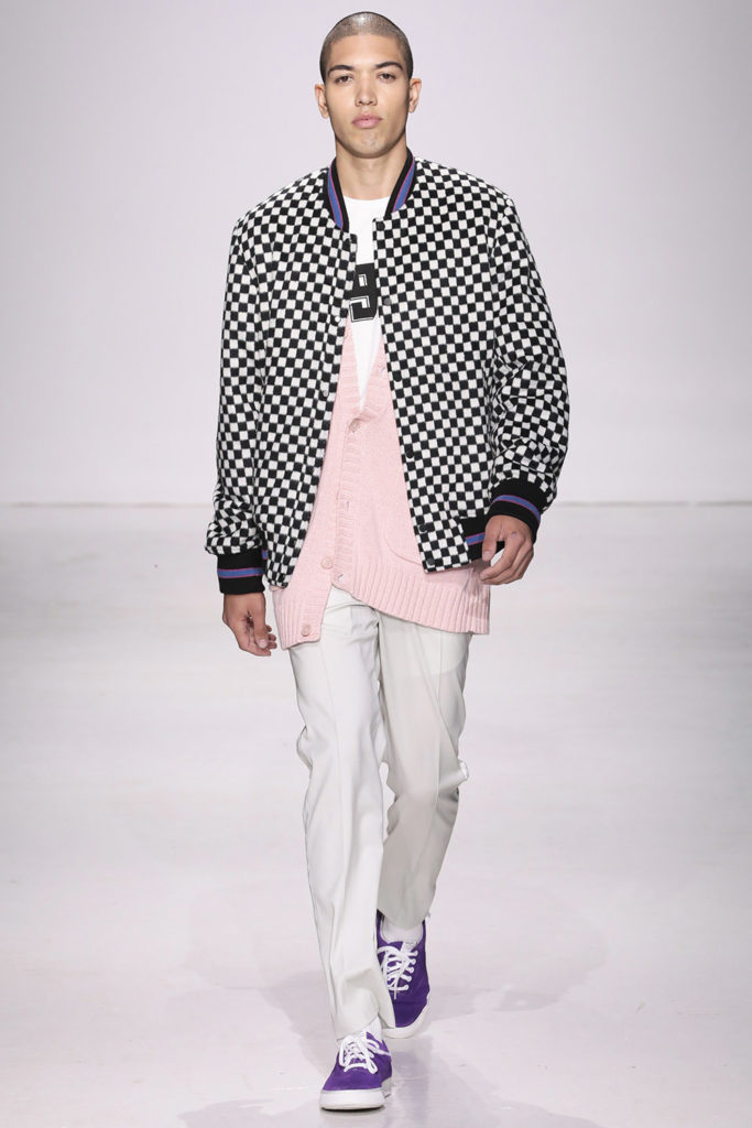 Ovadia and Sons New York Fashion Week Men's Spring Summer 2018 - Sagaboi - Look 29