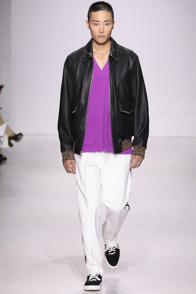 Ovadia and Sons New York Fashion Week Men's Spring Summer 2018 - Sagaboi - Look 3