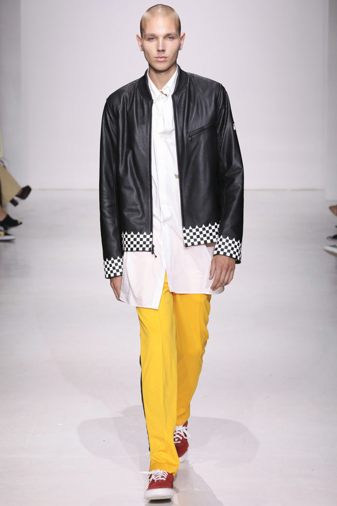 Ovadia and Sons New York Fashion Week Men's Spring Summer 2018 - Sagaboi - Look 30