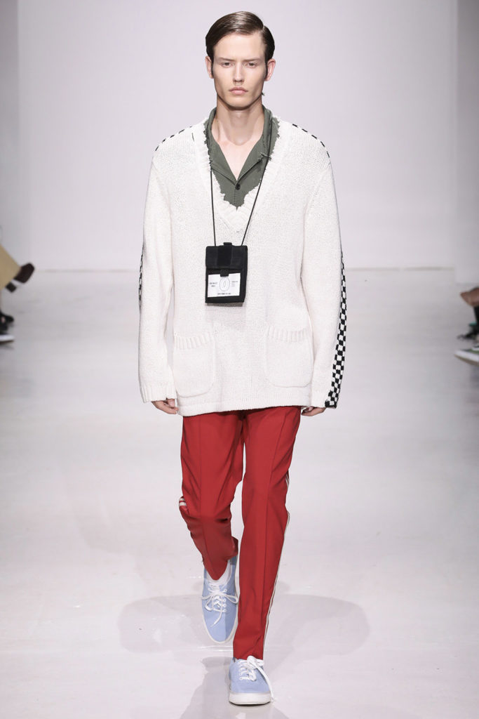 Ovadia and Sons New York Fashion Week Men's Spring Summer 2018 - Sagaboi - Look 31