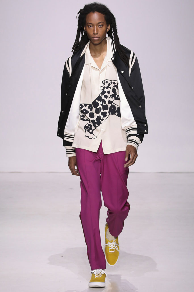 Ovadia and Sons New York Fashion Week Men's Spring Summer 2018 - Sagaboi - Look 4