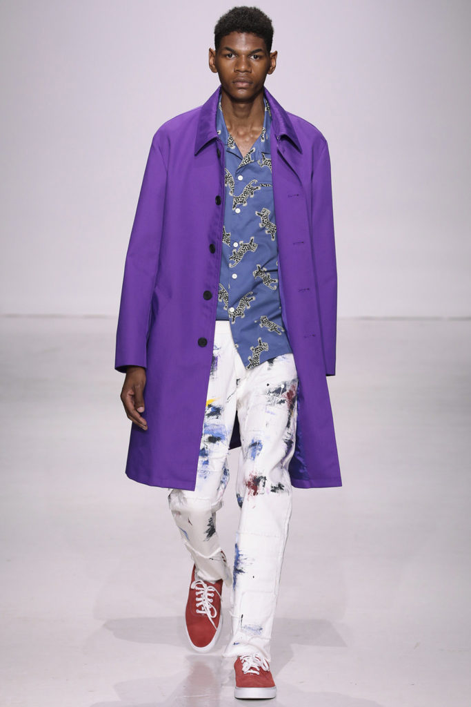 Ovadia and Sons New York Fashion Week Men's Spring Summer 2018 - Sagaboi - Look 5