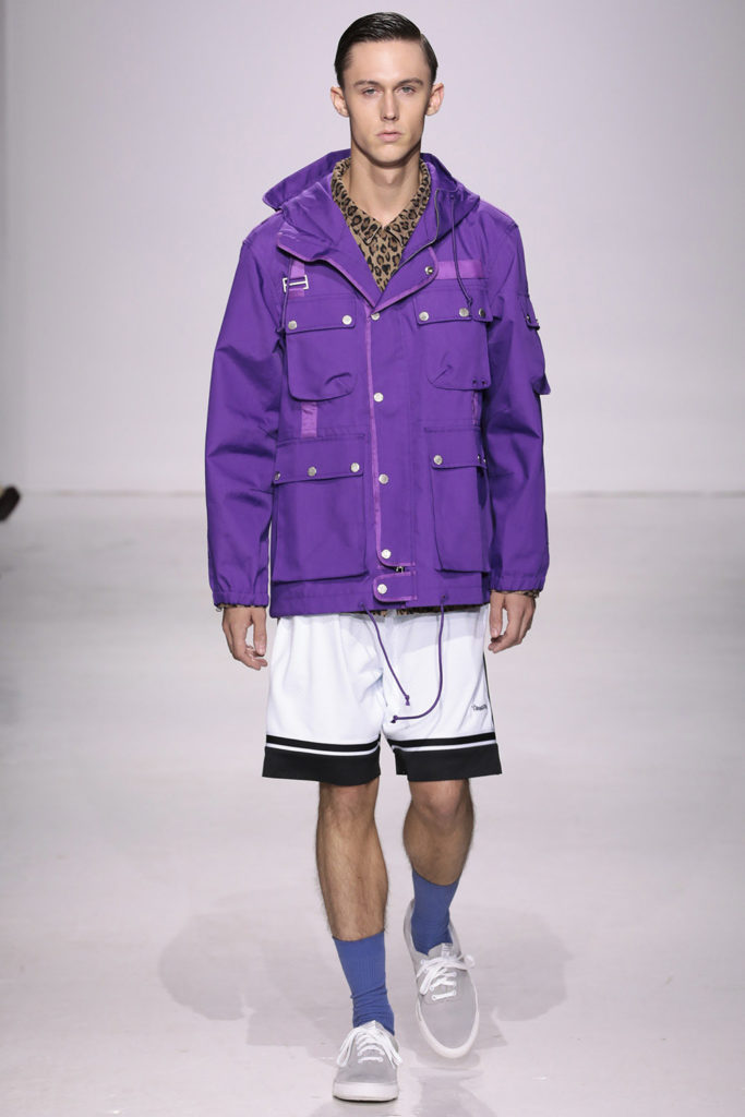 Ovadia and Sons New York Fashion Week Men's Spring Summer 2018 - Sagaboi - Look 8