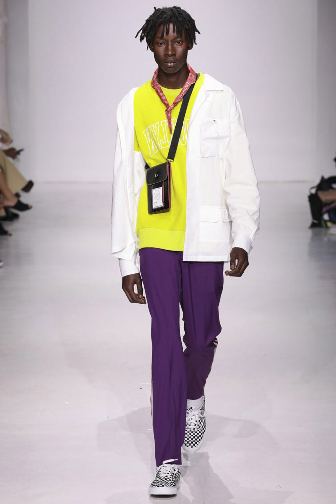 Ovadia and Sons New York Fashion Week Men's Spring Summer 2018 - Sagaboi - Look 9