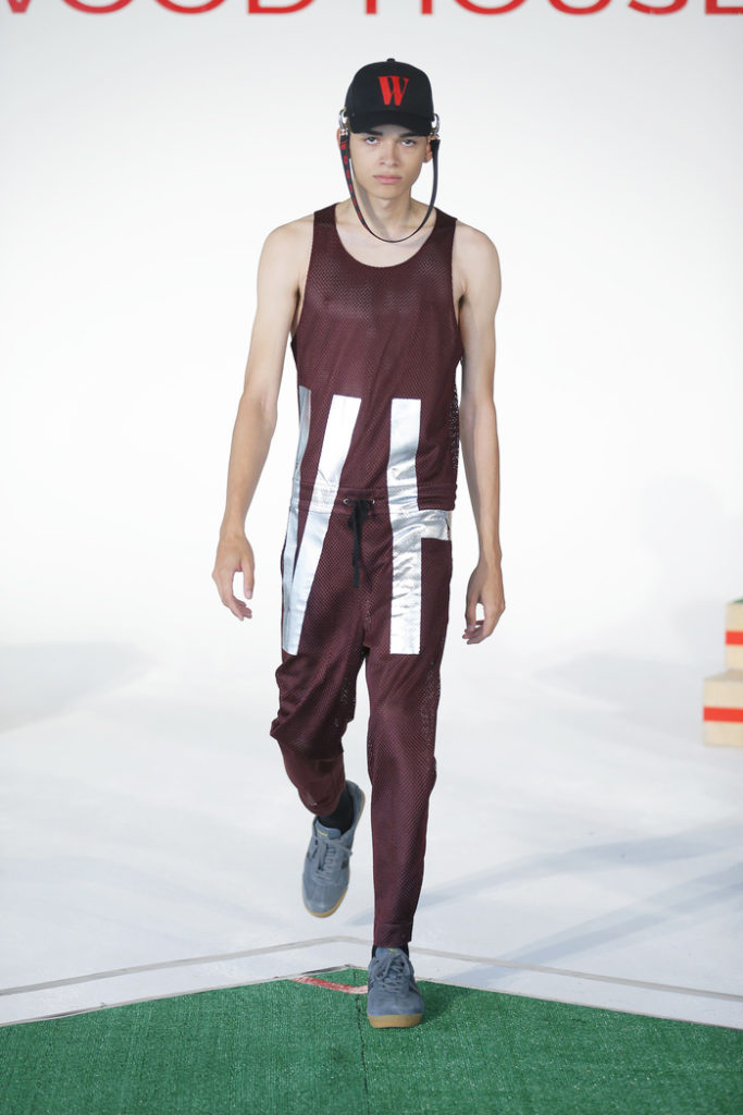 Woodhouse New York Fashion Week Men's Spring Summer 2018 - Sagaboi - Look 3