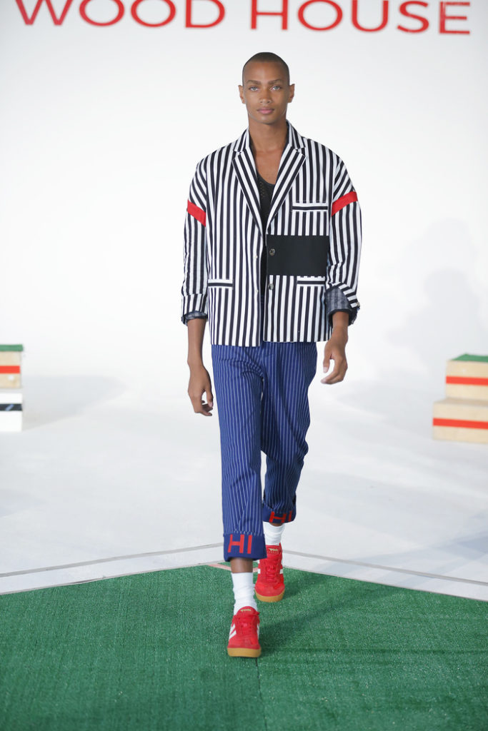 Woodhouse New York Fashion Week Men's Spring Summer 2018 - Sagaboi - Look 6