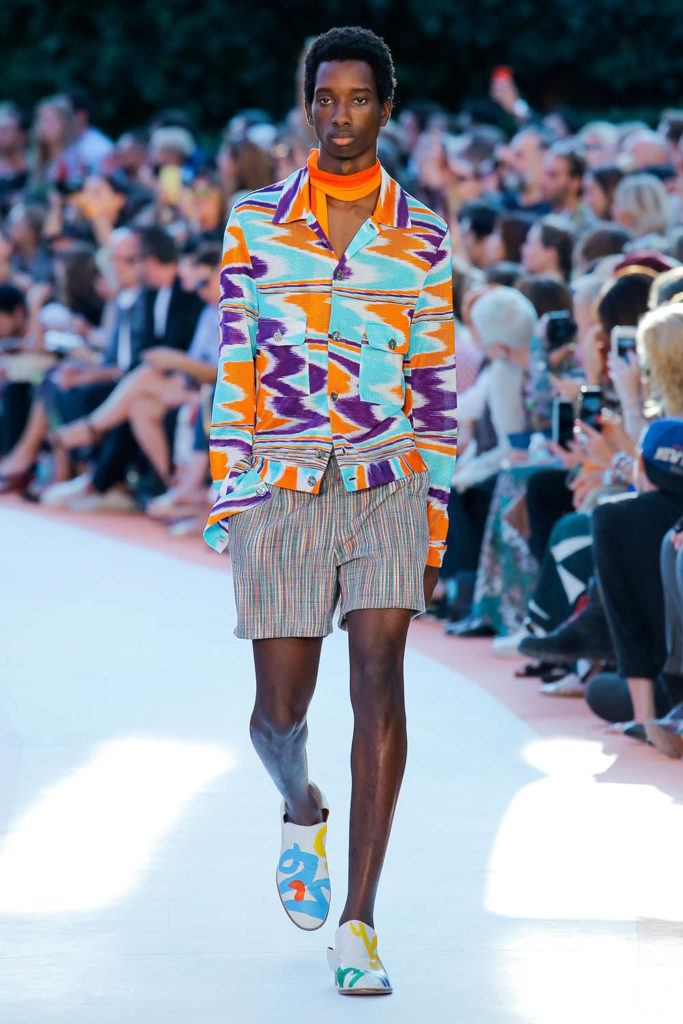Missoni Milan Fashion Week Spring Summer 2018 - Sagaboi - Look 21