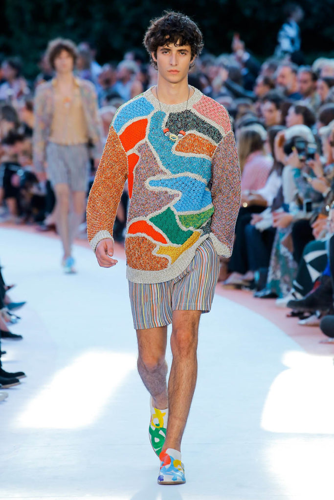Missoni Milan Fashion Week Spring Summer 2018 - Sagaboi - Look 28