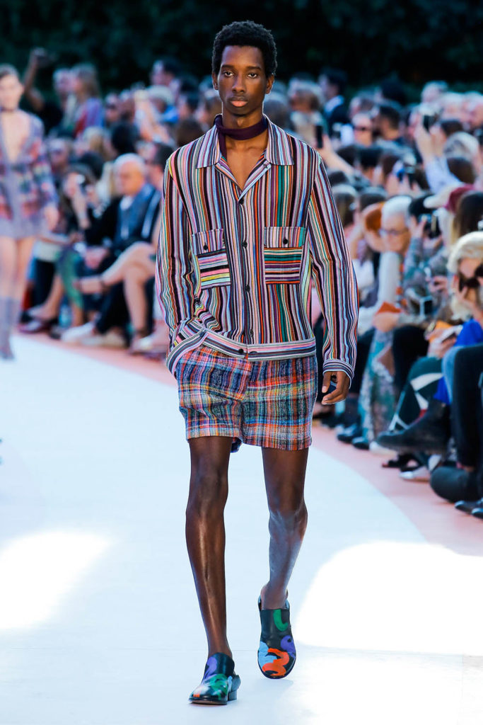 Missoni Milan Fashion Week Spring Summer 2018 - Sagaboi - Look 45