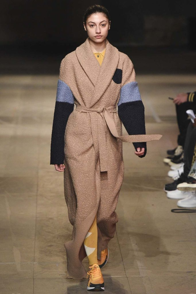 Astrid Andersen Fashion Week Autumn Winter 2018 - Sagaboi - Look 14
