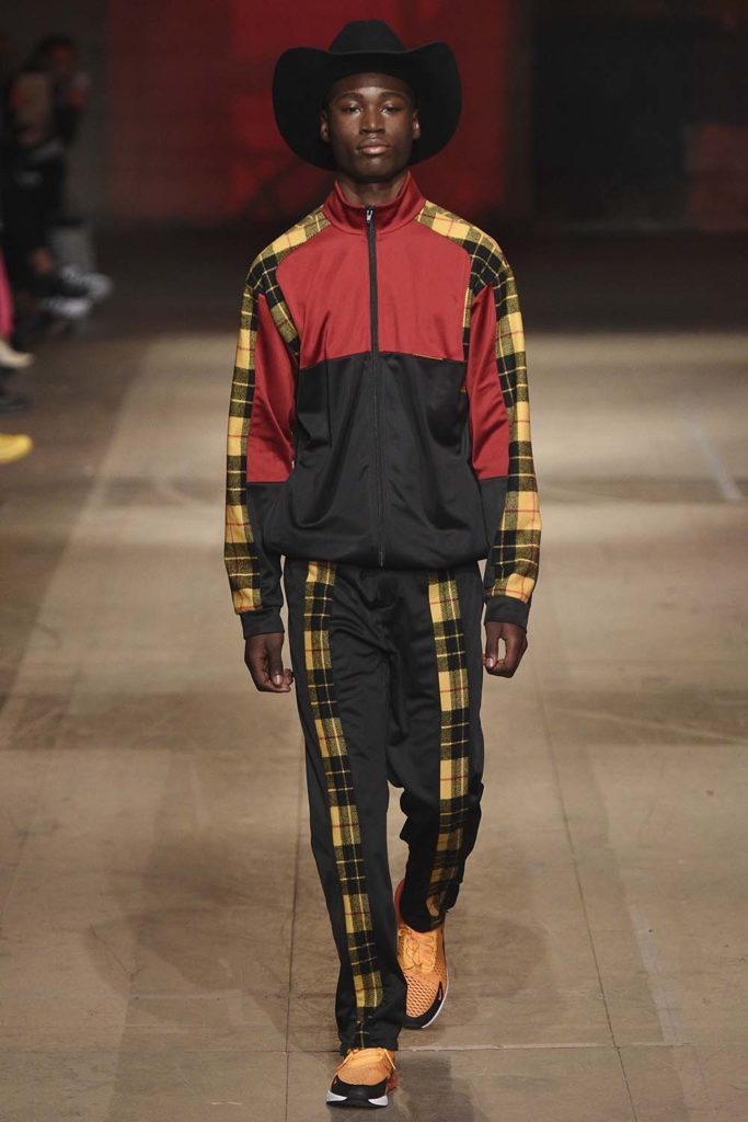 Astrid Andersen Fashion Week Autumn Winter 2018 - Sagaboi - Look 15