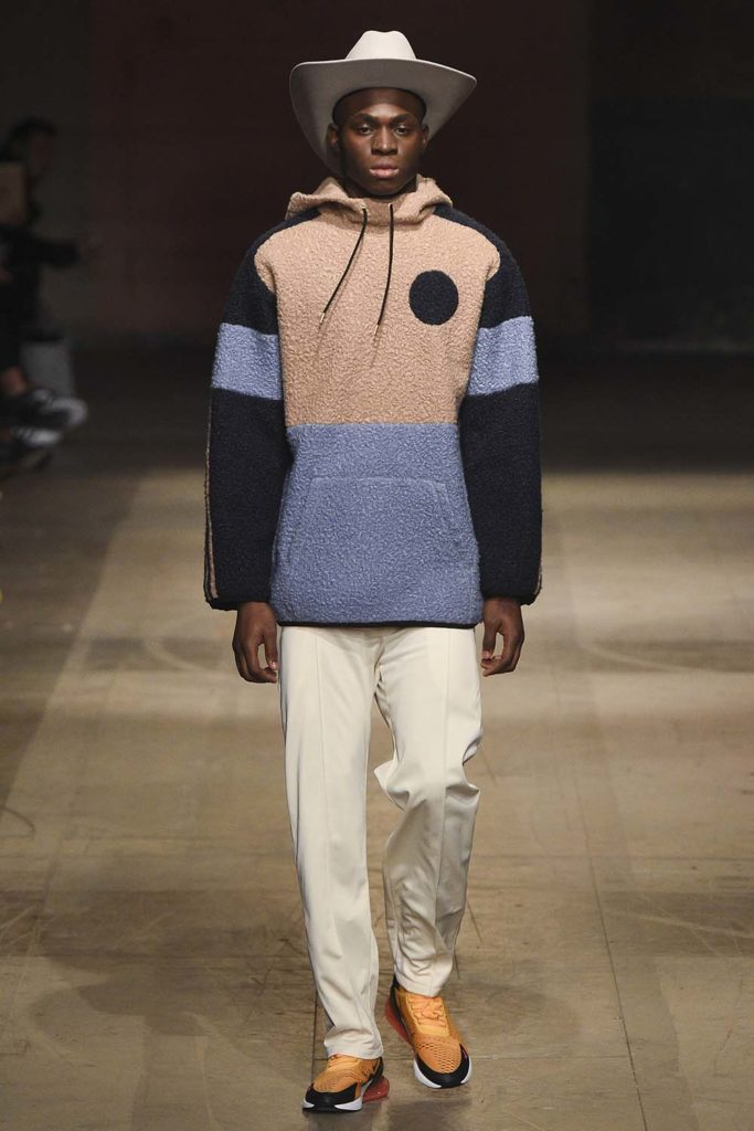 Astrid Andersen Fashion Week Autumn Winter 2018 - Sagaboi - Look 17
