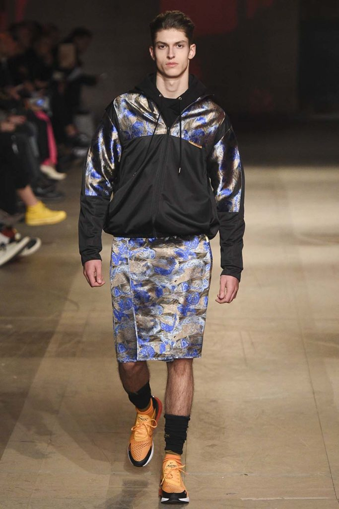 Astrid Andersen Fashion Week Autumn Winter 2018 - Sagaboi - Look 18