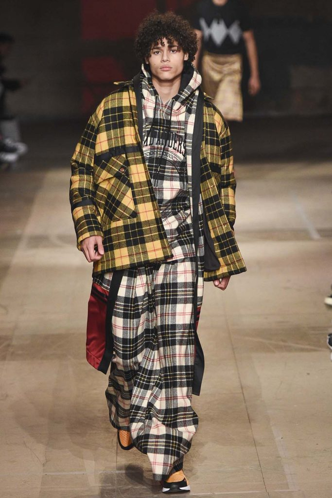 Astrid Andersen Fashion Week Autumn Winter 2018 - Sagaboi - Look 20
