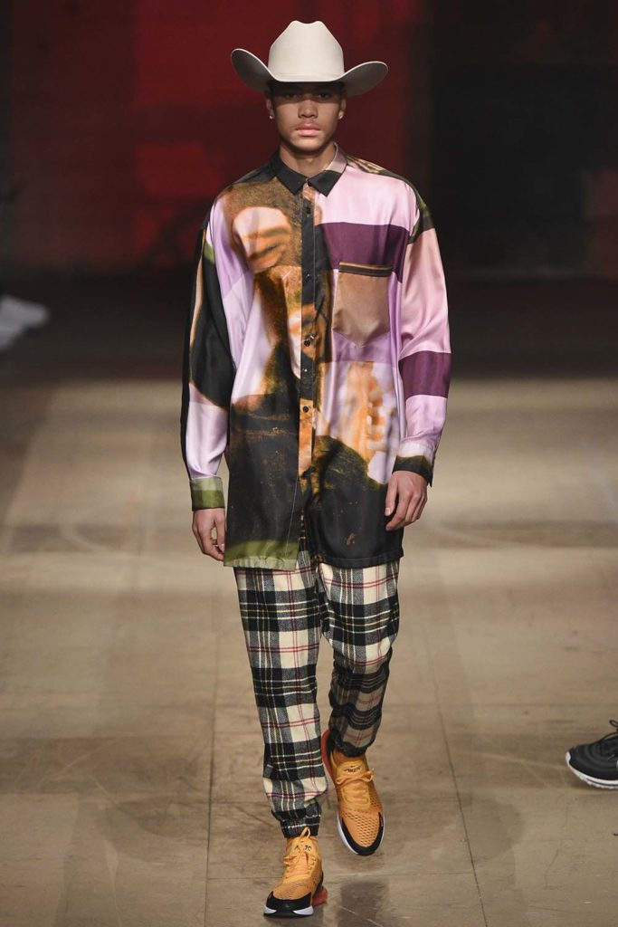 Astrid Andersen Fashion Week Autumn Winter 2018 - Sagaboi - Look 23