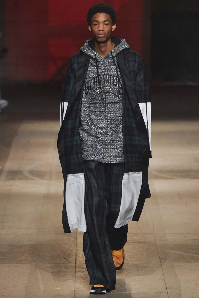 Astrid Andersen Fashion Week Autumn Winter 2018 - Sagaboi - Look 6
