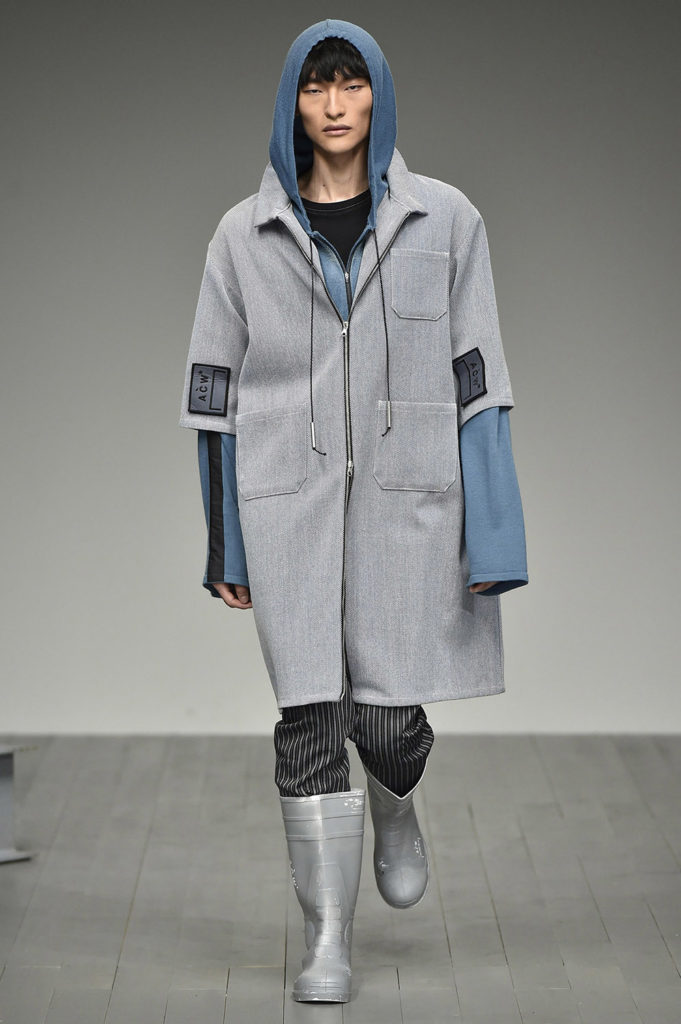 A Cold Wall AW18 - Sagaboi - Look 12