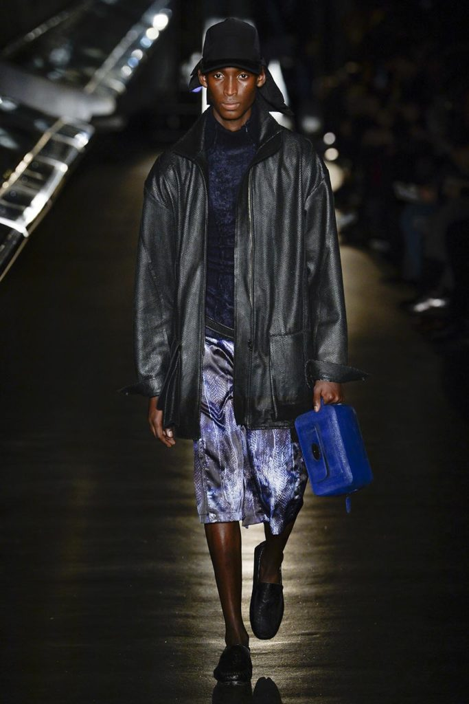 Cottweiler Fashion Week Autumn Winter 2018 - Sagaboi - Look 1