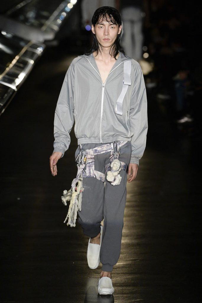 Cottweiler Fashion Week Autumn Winter 2018 - Sagaboi - Look 10