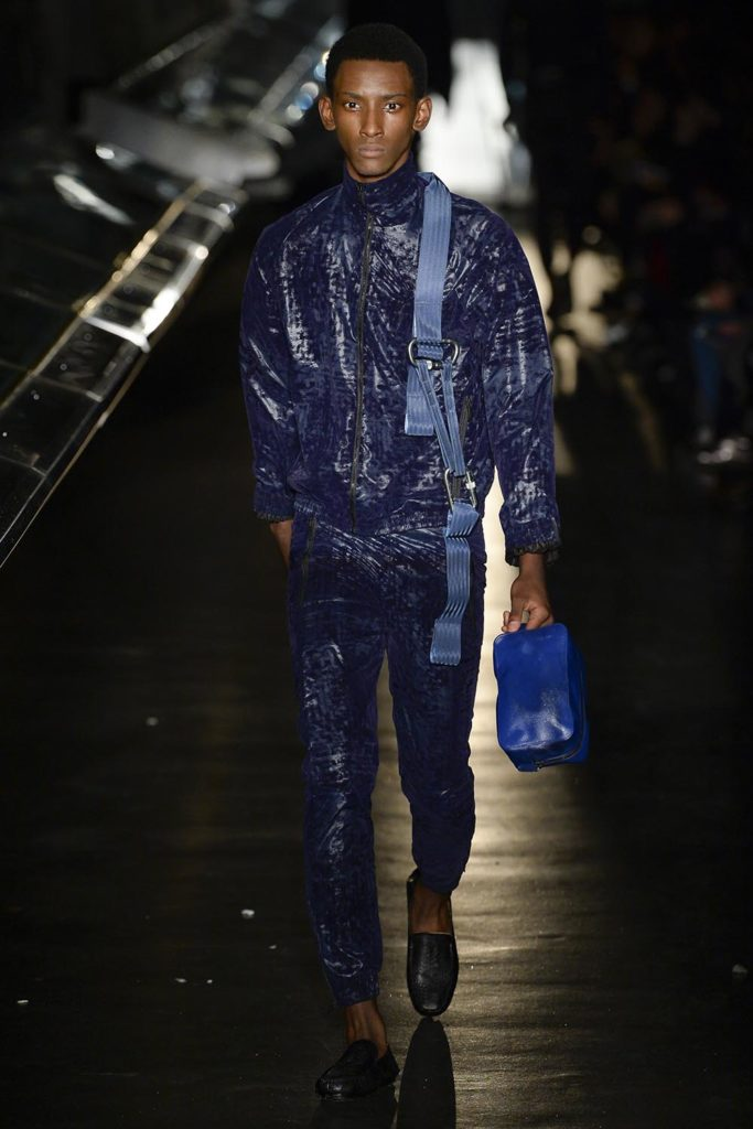 Cottweiler Fashion Week Autumn Winter 2018 - Sagaboi - Look 17