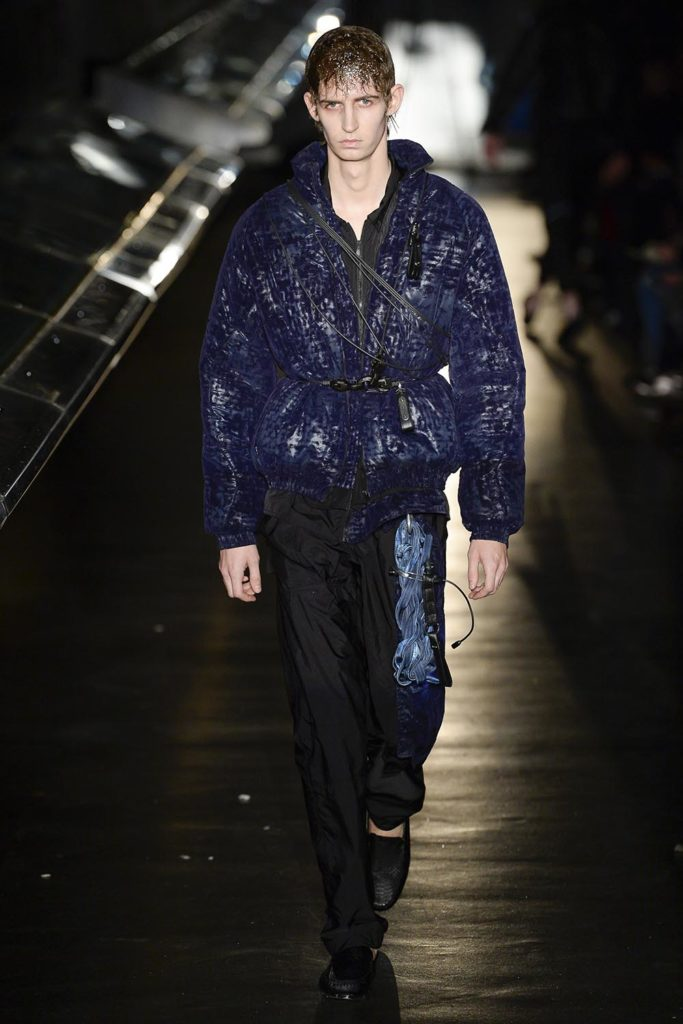 Cottweiler Fashion Week Autumn Winter 2018 - Sagaboi - Look 20