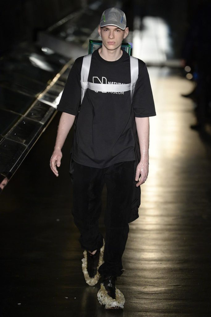 Cottweiler Fashion Week Autumn Winter 2018 - Sagaboi - Look 21