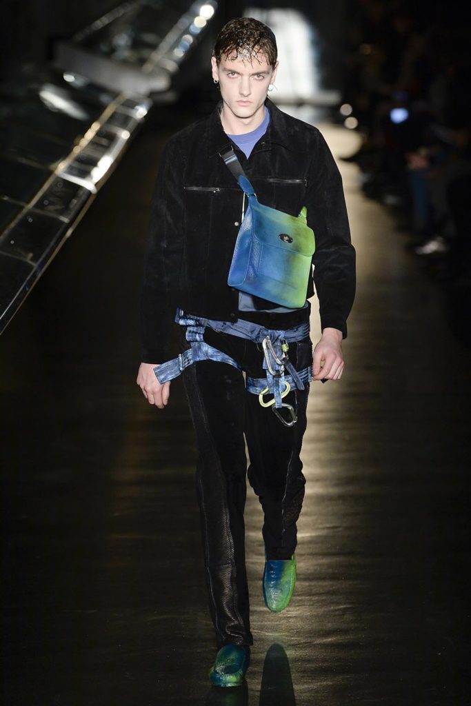 Cottweiler Fashion Week Autumn Winter 2018 - Sagaboi - Look 4