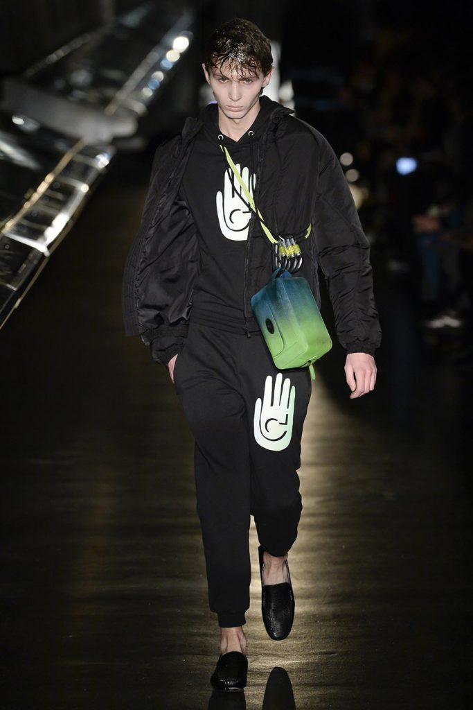 Cottweiler Fashion Week Autumn Winter 2018 - Sagaboi - Look 5