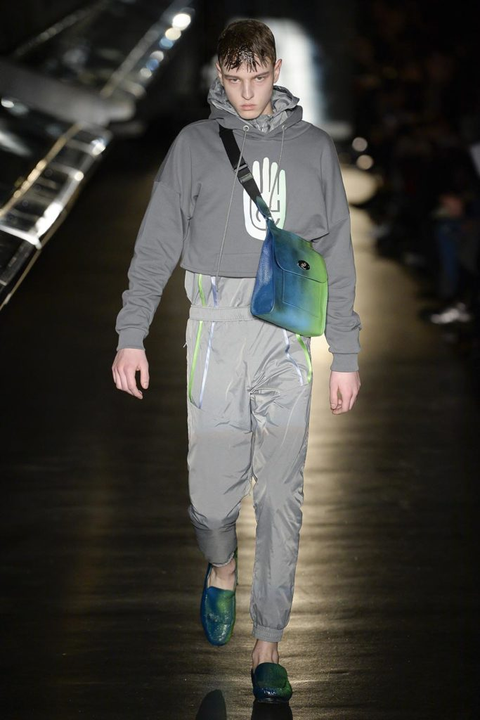 Cottweiler Fashion Week Autumn Winter 2018 - Sagaboi - Look 6