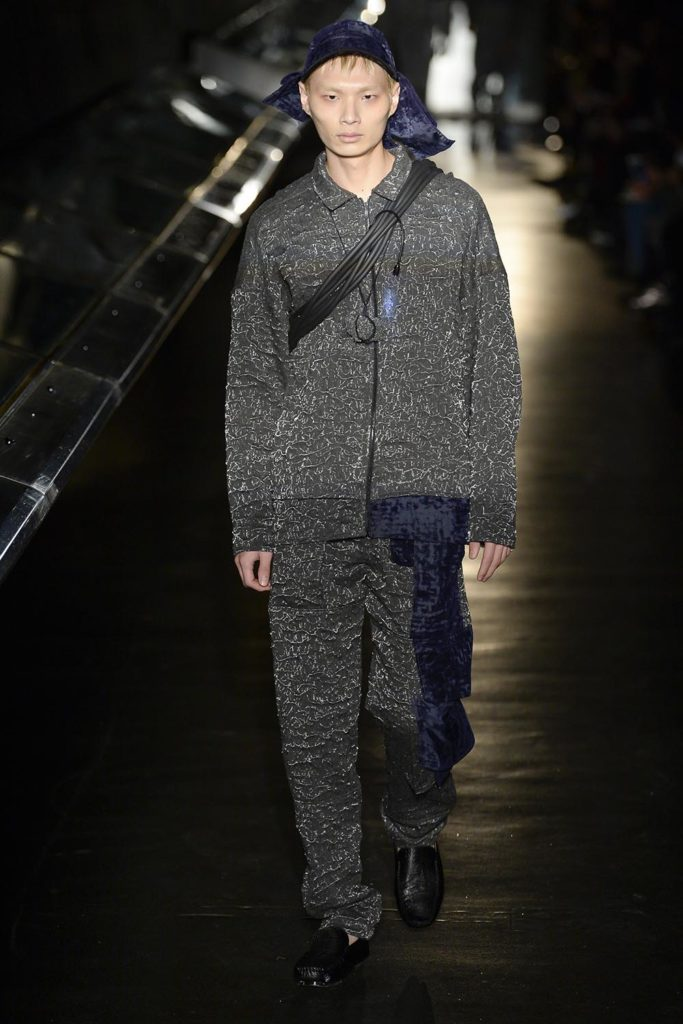 Cottweiler Fashion Week Autumn Winter 2018 - Sagaboi - Look 7