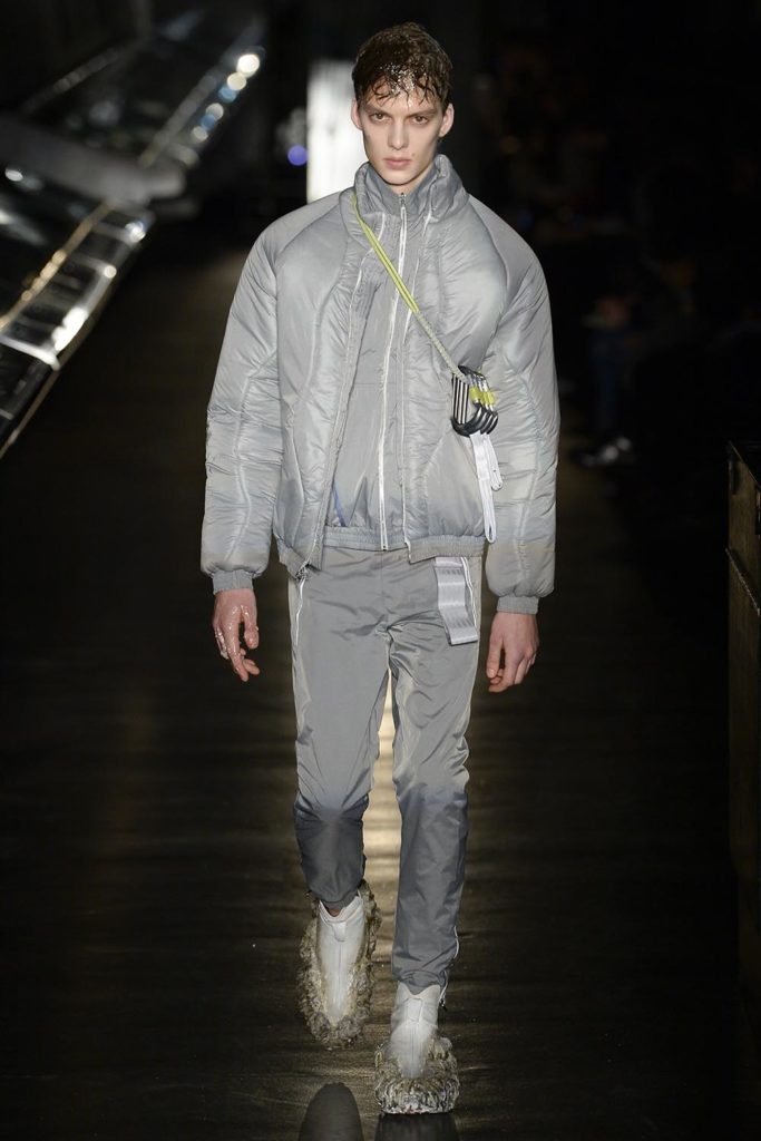 Cottweiler Fashion Week Autumn Winter 2018 - Sagaboi - Look 8