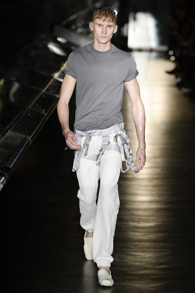 Cottweiler Fashion Week Autumn Winter 2018 - Sagaboi - Look 9