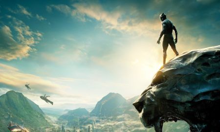 Black Panther - Scene from Marvel Studios Black Panther - T'Challa played by Chadwick Boseman – King of Wakanda. #WakandaForever, #WhatBlackPantherMeansToYou