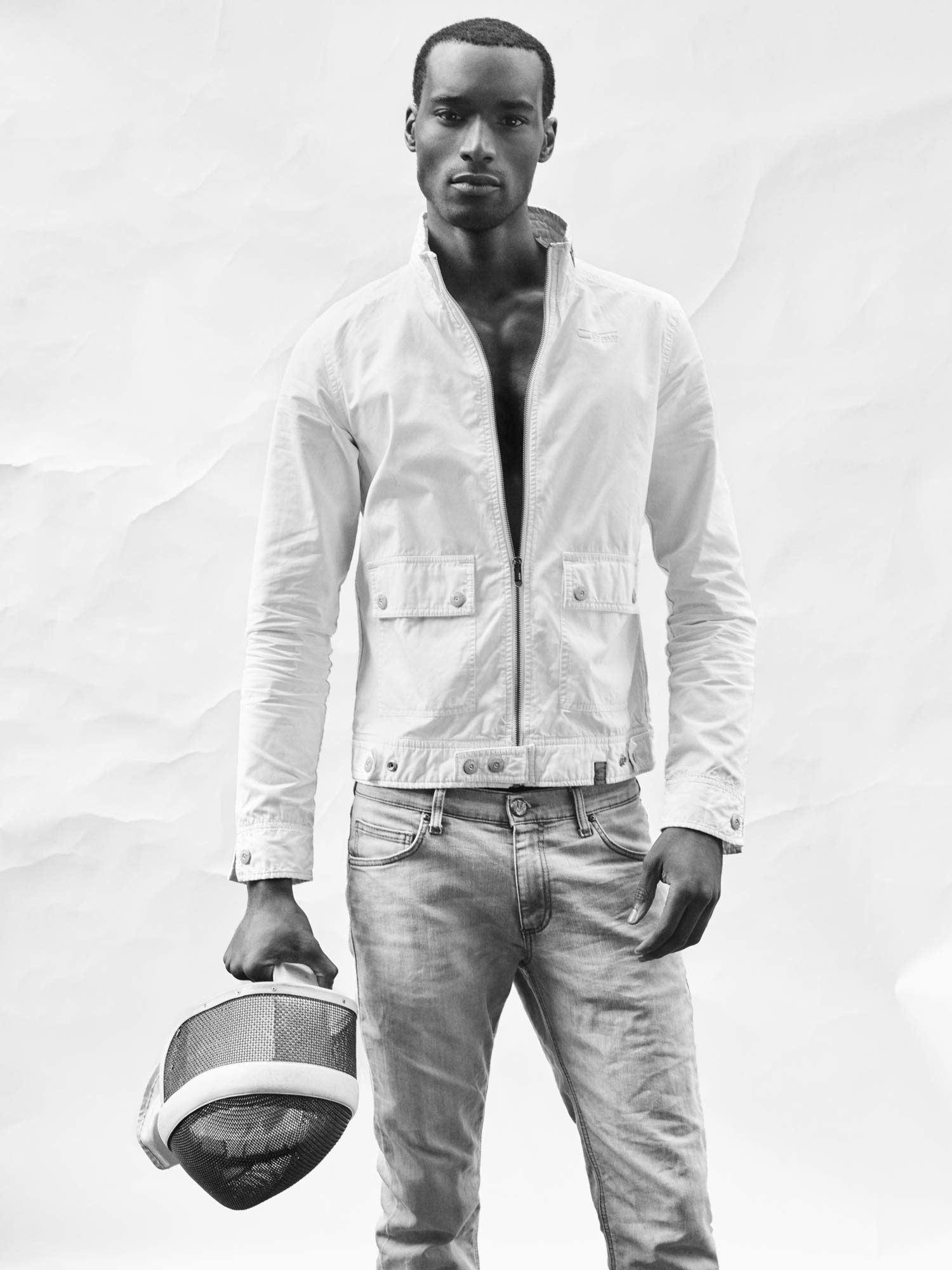 Corey Baptiste by Tomas Hein - Top Black Male Model Story for Sagaboi and Sagaboi.com.