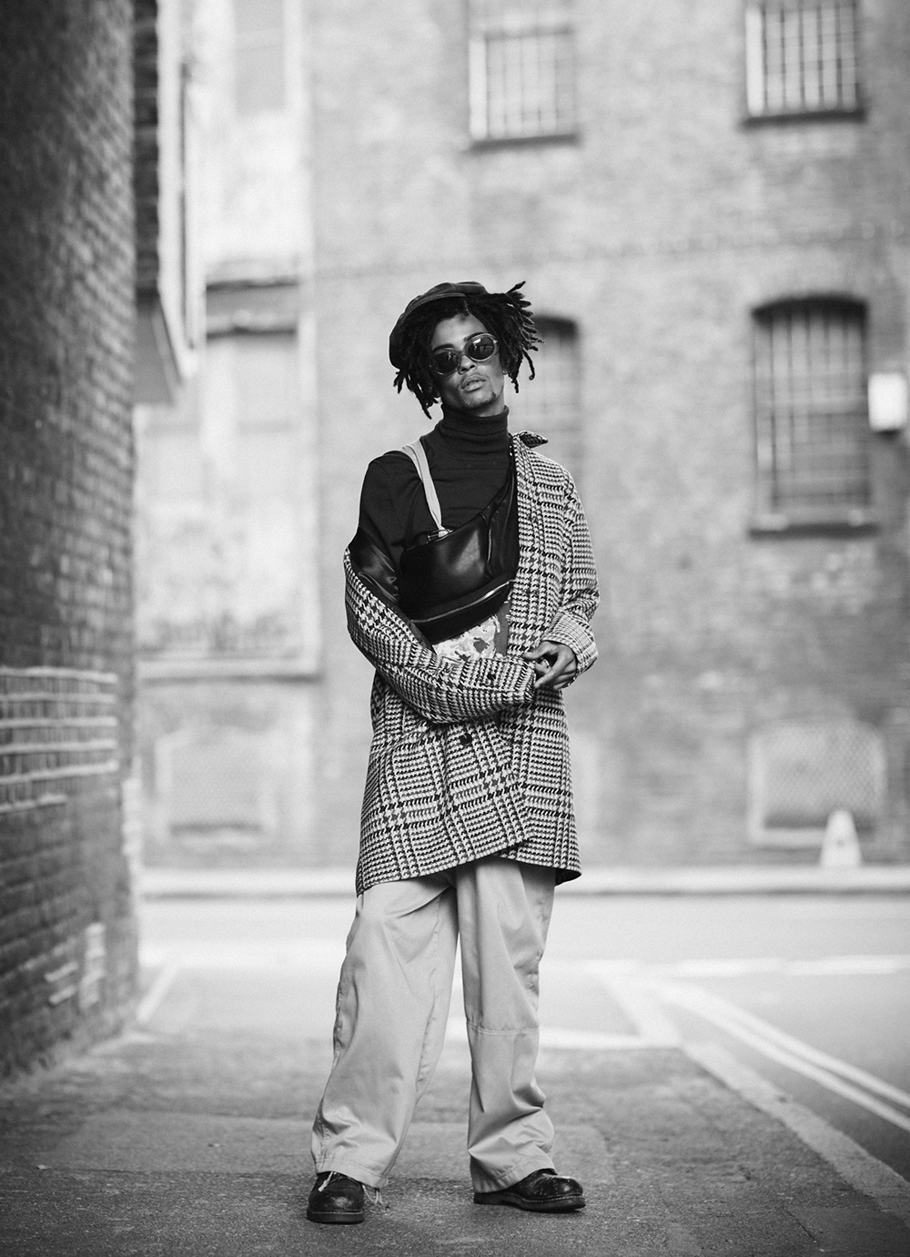 Marcus Sivyer photographed by Adam Fussell and styled by Geoff K