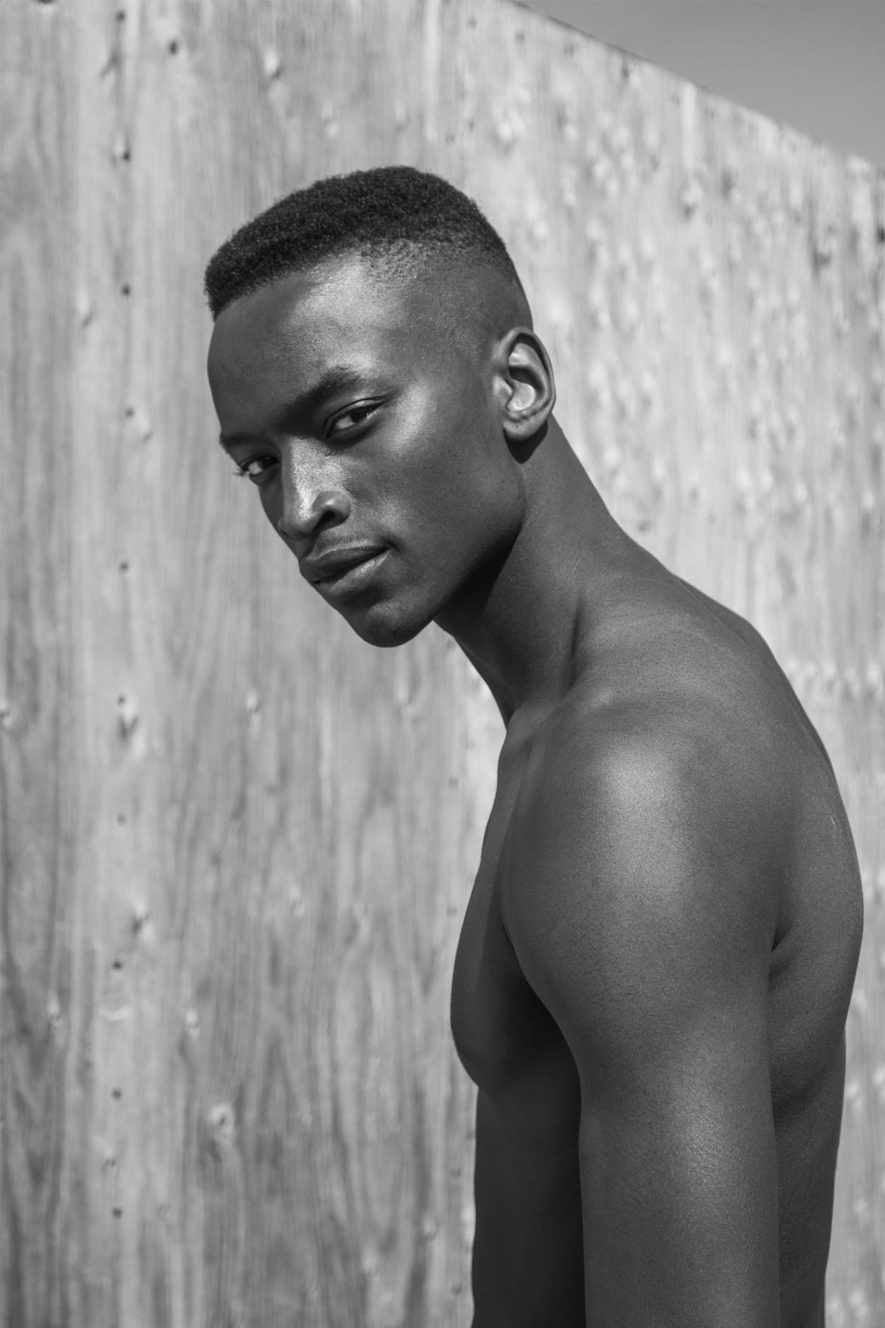 Oliver Kumbi by Eeva Suutari- Top Black Male Model Story for Sagaboi and Sagaboi.com.