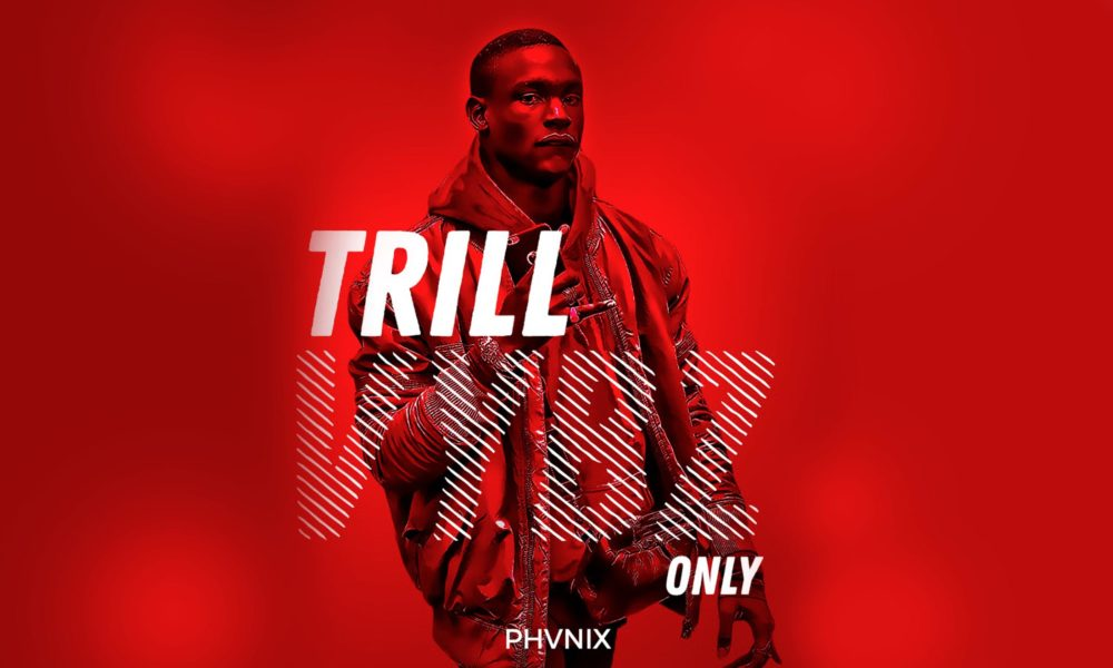 Victor Ndigwe, NIgerian Male Model Releases Debut Single: Trill Vybs Only
